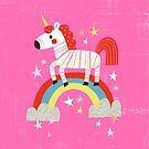 Unicorn by HappyDoodleLand