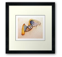 The Night Watchman Framed Print