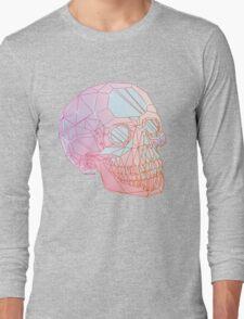 Crystal Skull Long Sleeve T-Shirt