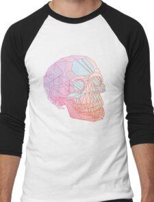Crystal Skull Men's Baseball ¾ T-Shirt