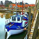 Blakeney Jetty by Jackie  Forrest