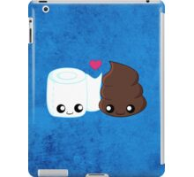 BFF's - Toilet Paper and Poop iPad Case/Skin