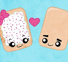Toaster Pastry Love by Whitney Lynn
