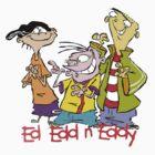 Ed Edd n Eddy by rockmanll