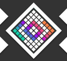 "Madeon Adventure ""Launchpad Logo"" Sticker"