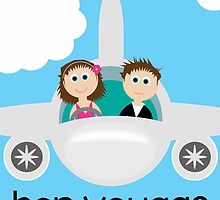 Bon Voyage by Emma Holmes