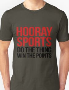 Hooray Sports! T-Shirt