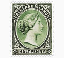 British Falkland Islands Postage Stamp by TravelShop