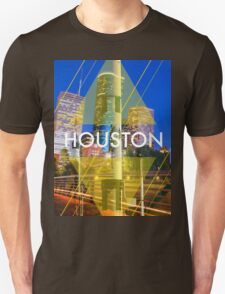 Houston Rockets Print Tee T-Shirt