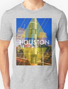 Houston Rockets Print Tee T-Shirt