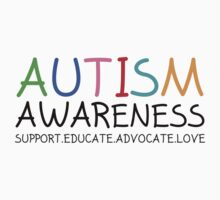 Autism Awareness by BrightDesign