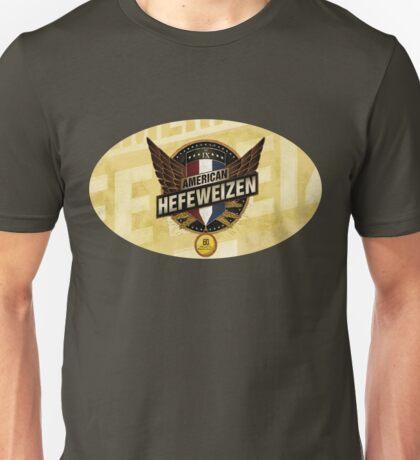 VINTAGE AMERICAN BEER. Unisex T-Shirt