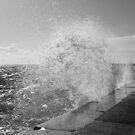 rough sea by mkokonoglou