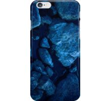 Blue Rocks iPhone Case/Skin