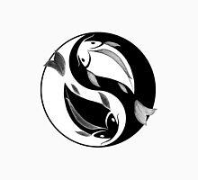 Nishikigoi - Yin and Yang Unisex T-Shirt