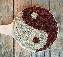 Ying Yang Coffee by Leanne Christmas