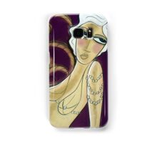 Burlesque Pearl Show Samsung Galaxy Case/Skin