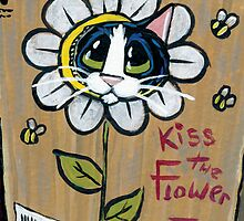 Kiss the Flower by Lisa Marie Robinson
