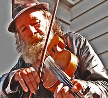 The Fiddler by Leanne Christmas