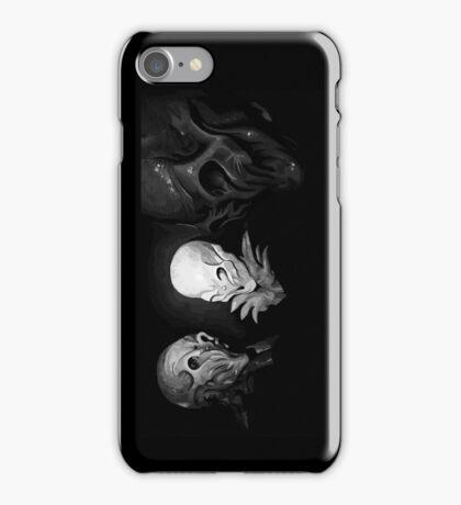 Silence Will Fall (original) iPhone Case/Skin