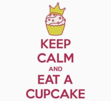 Keep Calm Cupcake by Style-O-Mat