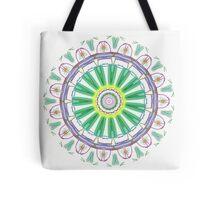 Random Psychedelic Kaleidoscope 5 Tote Bag