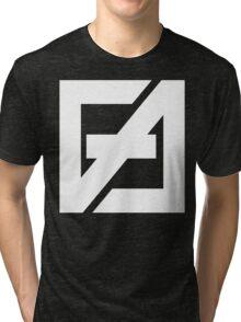 Free Fall Logo large Tri-blend T-Shirt