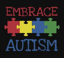 Embrace Autism by BrightDesign