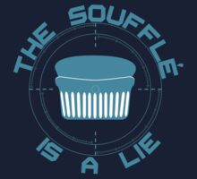 The Soufflé is a Lie by Itai Rosenbaum