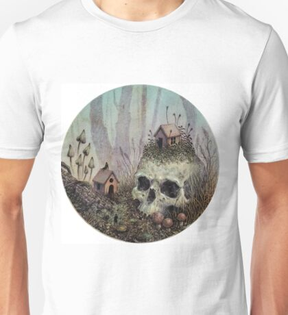 Little Forest Spirits  Unisex T-Shirt