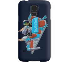 Daft Invaders Samsung Galaxy Case/Skin
