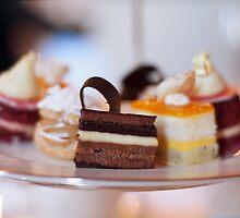 sweet plate by Karen E Camilleri