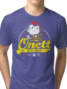 Onett little league Tri-blend T-Shirt