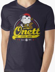 Onett little league Mens V-Neck T-Shirt