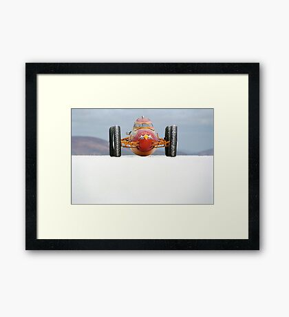 Wazavudu 01 Framed Print