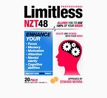 Limitless Pills - NZT 48 (2nd Version) T-Shirt