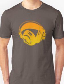 Graffiti Headphones T-Shirt