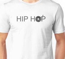 Hip Hop Vinyl Unisex T-Shirt