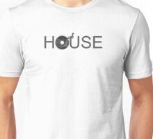 House Vinyl Unisex T-Shirt