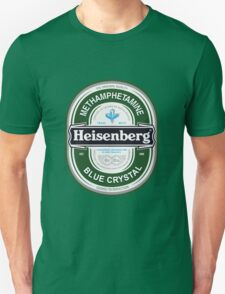 heisenberg logo - breaking bad T-Shirt