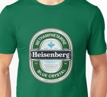 heisenberg logo - breaking bad Unisex T-Shirt