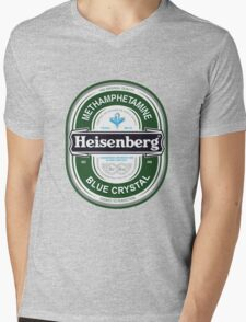 heisenberg logo - breaking bad Mens V-Neck T-Shirt