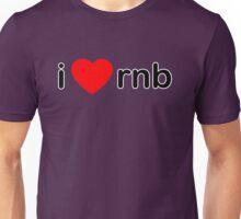 I Love RNB Unisex T-Shirt