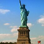 Statue of Liberty by harietteh