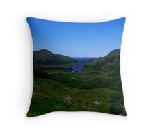 Ring of Kerry II Throw Pillow