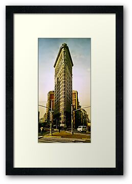 New York - Flatiron by harietteh