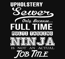 Upholstery Sewer T-Shirt