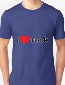 I Love Rock T-Shirt
