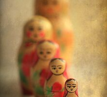 Matryoshka by Ursula Rodgers Photography
