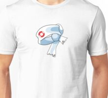 Kamikaze Vinyl Unisex T-Shirt